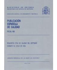 PECAL 160. REQUISITOS OTAN DE CALIDAD DEL SOFTWARE DURANTE SU CICLO DE VIDA