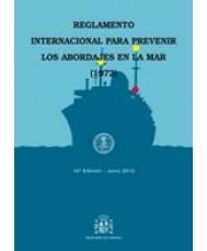 REGLAMENTO INTERNACIONAL PARA PREVENIR LOS ABORDAJES EN LA MAR: 1972