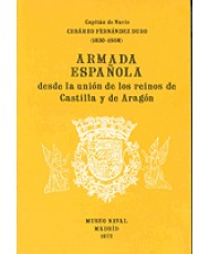 ARMADA ESPAÑOLA (9 vols.)