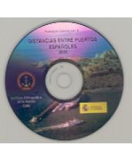 DISTANCIA ENTRE PUERTOS ESPAÑOLES 2009