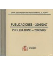 PUBLICACIONES DEL CEHIPAR 2006-2007