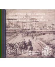 DOCUMENTACIÓN DE LA CAPITANÍA GENERAL DE VASCONGADAS EN EL ARCHIVO MILITAR GENERAL DE MADRID