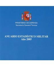 ANUARIO ESTADÍSTICO MILITAR. AÑO 2005