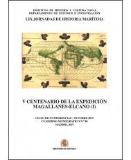 V CENTENARIO DE LA EXPEDICIÓN MAGALLANES-ELCANO (I) Nº 80