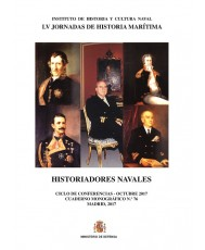 HISTORIADORES NAVALES. CUADERNO MONOGRÁFICO Nº 76