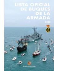 Lista oficial de buques de la Armada 2020