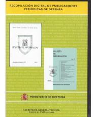 BOLETÍN DE INFORMACIÓN DEL CESEDEN (NÚMEROS DEL 1 AL 281)