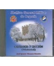 ARCHIVO MILITAR DE SEGOVIA. CATÁLOGO 3ª SECCIÓN (MATERIAL)