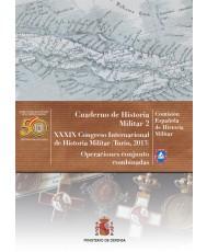 XXXIX Congreso Internacional de Historia Mundial (Turín, 2013). Operaciones conjunto combinadas. Nº 2