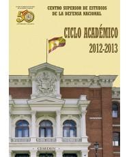 CICLO ACADÉMICO 2012-2013