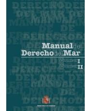 MANUAL DE DERECHO DEL MAR (dos volúmenes)