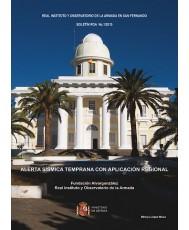 Beca Fundación Alvargonzález 2015.- Alerta sísmica temprana con aplicación regional 01/2015