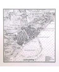 CIUDAD DE ALICANTE 1853