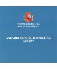 ANUARIO ESTADÍSTICO MILITAR 2004