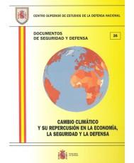 CAMBIO CLIMÁTICO Y SU REPERCUSIÓN EN LA ECONOMÍA