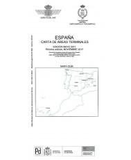 CARTA DE ÁREAS TERMINALES. NOVIEMBRE 2017