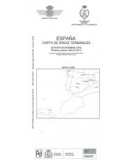 CARTA DE ÁREAS TERMINALES. NOVIEMBRE 2016