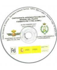 CARTOGRAFÍA AERONÁUTICA MILITAR: MANUAL DEL PILOTO. 02/17
