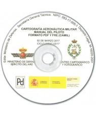 CARTOGRAFÍA AERONÁUTICA MILITAR: MANUAL DEL PILOTO. 03/17