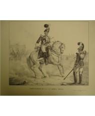 CORACEROS DE LA GUARDIA REAL (1830)