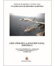 Cien años de la aviación naval española