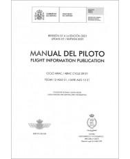 Manual del piloto. Flight information publication. 2021. revisión 07 a la edición 2021