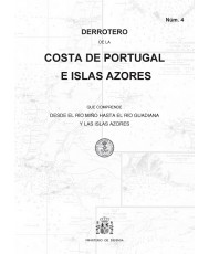 DERROTERO DE LA COSTA DE PORTUGAL E ISLAS AZORES. Núm. 4. 2017