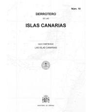 DERROTERO DE LAS ISLAS CANARIAS. Núm. 10. 1ª EDICIÓN 2016