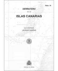 DERROTERO DE LAS ISLAS CANARIAS. Núm. 10. 4º EDICIÓN 2019