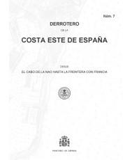 DERROTERO DE LA COSTA ESTE DE ESPAÑA. Núm. 7. 2017
