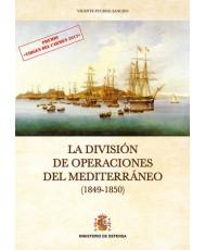 LA DIVISIÓN DE OPERACIONES DEL MEDITERRÁNEO (1849-1850)