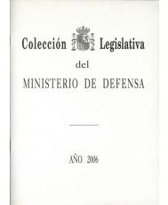 COLECCIÓN LEGISLATIVA DEL MINISTERIO DE DEFENSA. AÑO 2006 (ÍNDICE ALFABÉTICO)