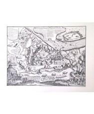 SITIO DE BUDA. POR LAS TROPAS DE JUAN LORENA. 1686