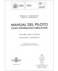 MANUAL DEL PILOTO. FLIGHT INFORMATION PUBLICATION. REVISIÓN 01 A LA EDICIÓN 2019
