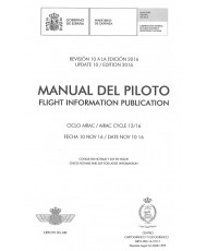 MANUAL DEL PILOTO. FLIGHT INFORMATION PUBLICATION. REVISIÓN 10 A LA EDICIÓN 2017