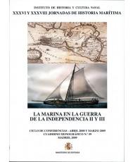 La marina en la guerra de la Independencia II y III