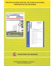 MEDICINA MILITAR (VOL. 39 Nº 1 AL VOL. 59 Nº 4)