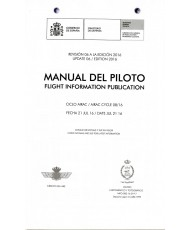MANUAL DEL PILOTO. FLIGHT INFORMATION PUBLICATION. REVISIÓN 06 A LA EDICIÓN 2017