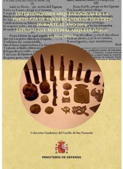 INTERVENCIONES ARQUEOLÓGICAS EN LA FORTALEZA DE SAN FERNANDO DE FIGUERAS DURANTE EL AÑO 2014. ESTUDIO DEL MATERIAL ARQUEOLÓGICO