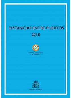 DISTANCIA ENTRE PUERTOS 2018