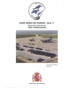 BASE AÉREA DE MORÓN, ALA 11: PUNTO DE ENCUENTRO DE TRES GENERACIONES