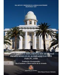 BOLETÍN ROA 01/2017.- BECA FUNDACIÓN ALVARGONZÁLEZ 2017.- ACTUALIZACIÓN E IMPLEMENTACIÓN DE NUEVAS PRESTACIONES EN EL ALMACENAMIENTO PARA PC, ANDI