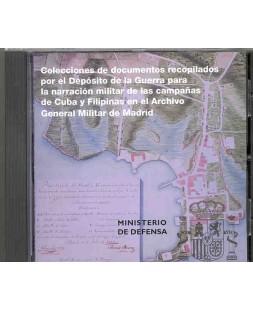 COLECCIONES DE DOCUMENTOS RECOPILADOS POR EL DEPÓSITO DE LA GUERRA PARA LA NARRACIÓN MILITAR DE LAS CAMPAÑAS DE CUBA Y FILIPINAS EN ARCHIVO GENERAL MILITAR DE MADRID