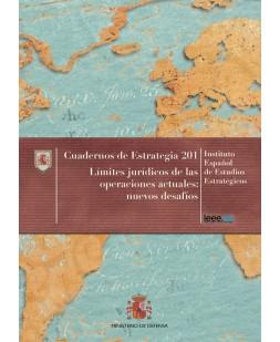 LÍMITES JURÍDICOS DE LAS OPERACIONES ACTUALES: NUEVOS DESAFÍOS. Nº 201
