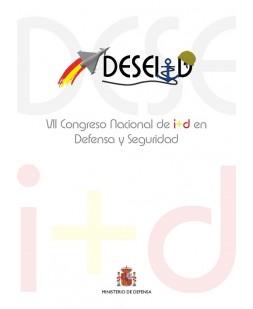 VII Congreso Nacional de i+d en Defensa y Seguridad DESEi+d 2019