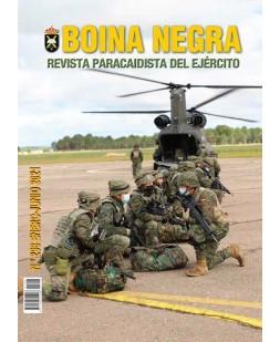 Boina negra : revista paracaidista del Ejército