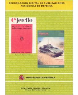 EJÉRCITO DE TIERRA ESPAÑOL (NÚMEROS DEL 1 AL 730)