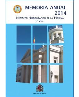 MEMORIA DEL INSTITUTO HIDROGRÁFICO DE LA MARINA 2014