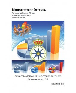 PLAN ESTADÍSTICO DE LA DEFENSA 2017-2020: PROGRAMA ANUAL 2017