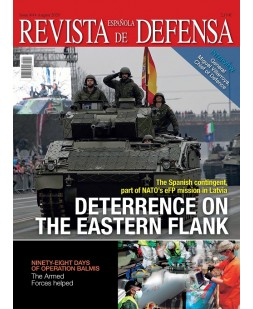 Revista española de Defensa. English edition